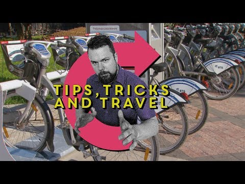 Russia: Tips, Tricks & Travel: Public bicycles