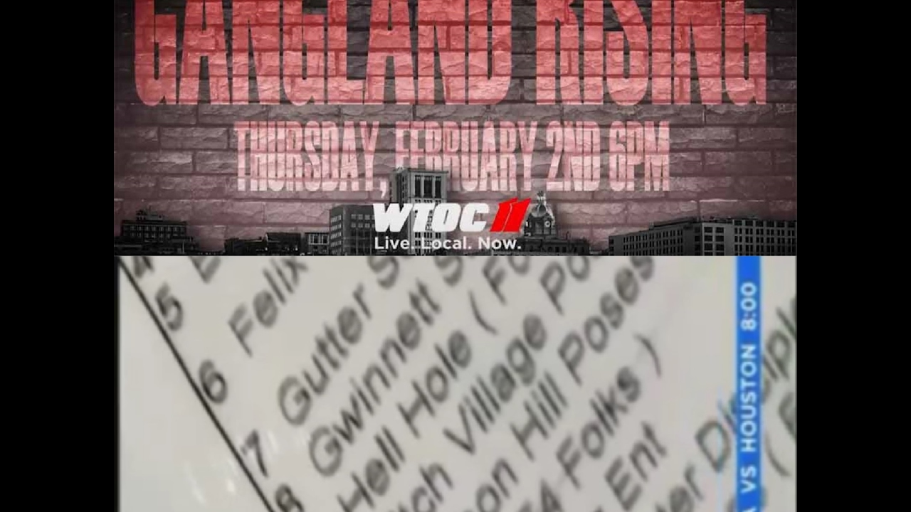 WTOC Special: Gangland Rising