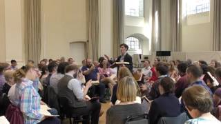 547 Granville   UK Sacred Harp Convention 2015