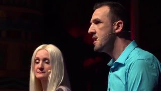What it feels like to be a refugee | Belma and Refik Sadikovic | TEDxBoise