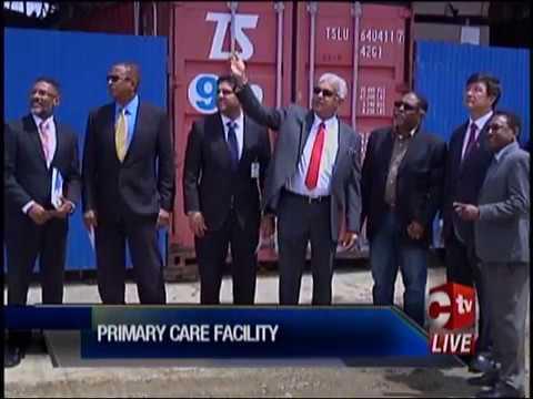 Deyalsingh Promises Value For Money In Health Sector