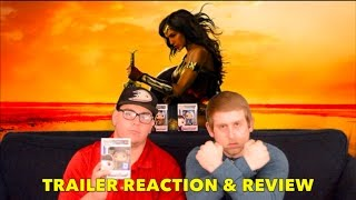 Wonder Woman - Rise of the Warrior (Official Final Trailer) - REACTION & REVIEW