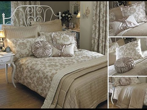 Luxury Bedding Sets With Matching Curtains Youtube