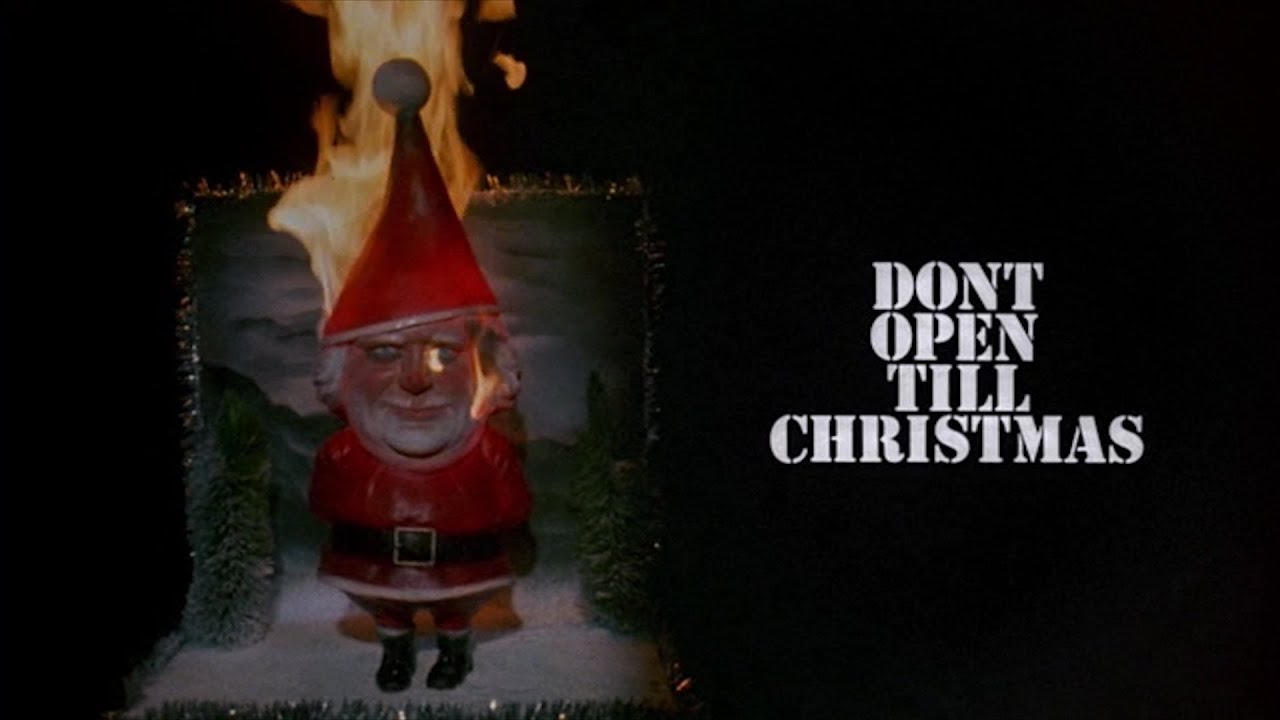 MOVIE REVIEW: DON'T OPEN TILL CHRISTMAS (1984) - YouTube