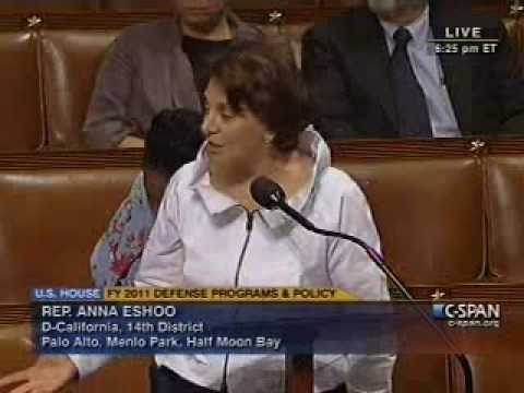 Rep. Eshoo Introduces an Amendment to Enhance Oversight of the Intelligence Community