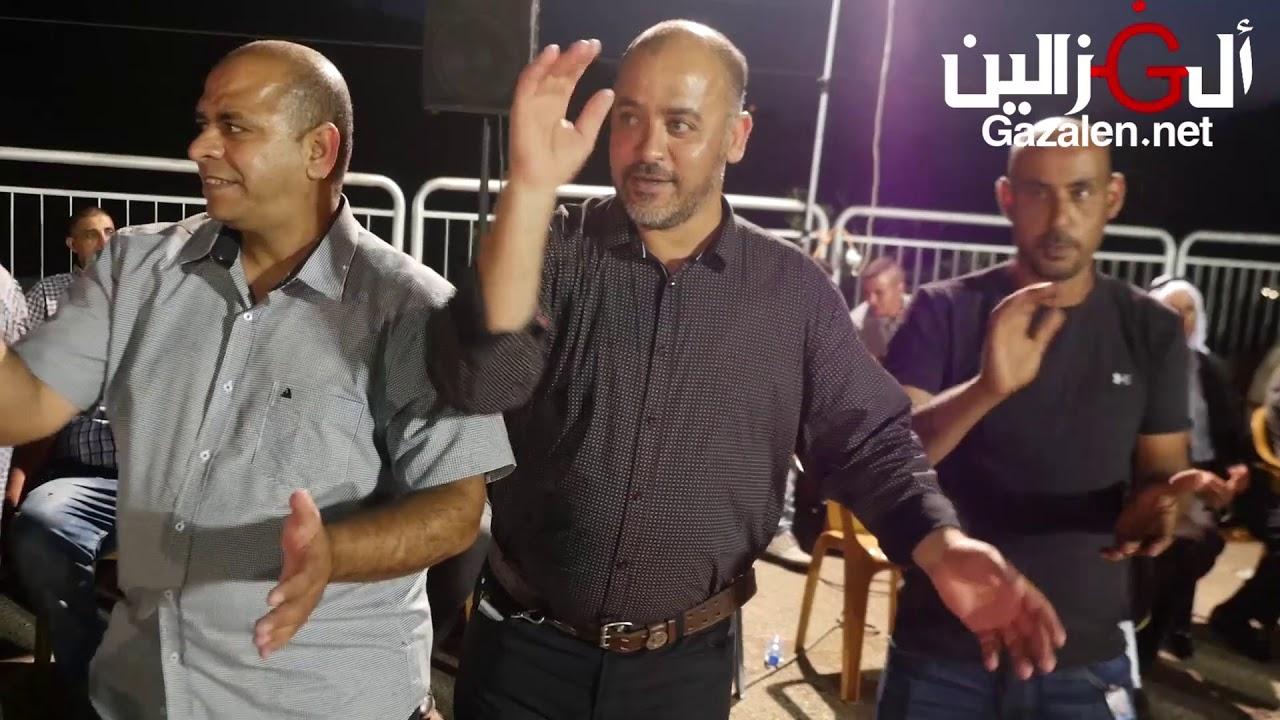 عصام عمر وصهيب عمر حفلة ابو الساهر الحسينيه