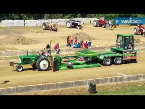Highland County Antique Tractor pulls