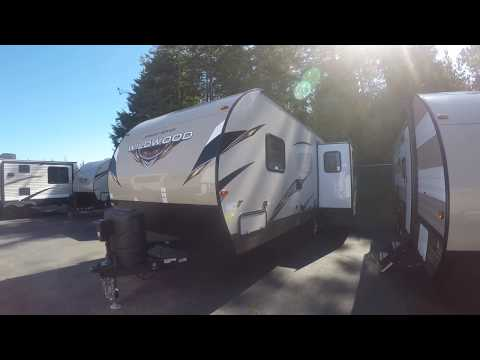 Repeat 2004 Wildwood T23 OFF ROAD by Gib's RV Virtual Tours
