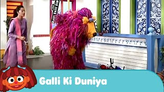 Galli Galli Sim Sim | Earthquake in the Galli | Videos for Preschoolers
