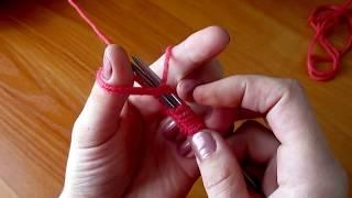 Урок 3. Набор петель с утолщённым краем