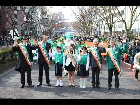 Tokyo 2013 St. Patrick
