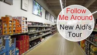 Follow Me Around  ( New Aldi's Tour )