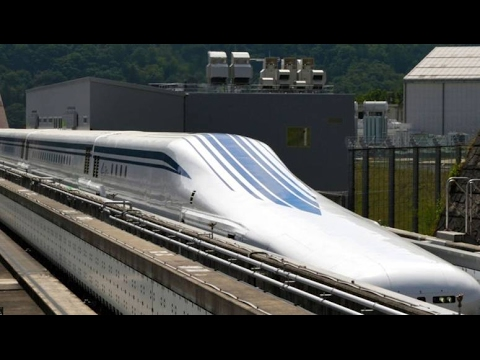El mejor tren del Mundo el tren bala japones