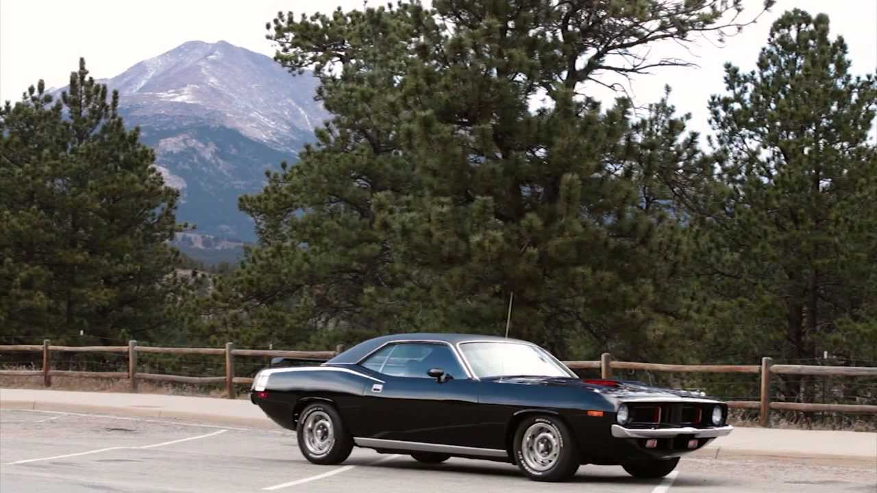 Check Out This Smoking Hot 1973 Plymouth Barracuda!