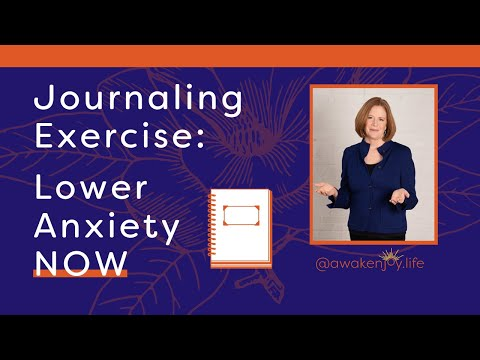Reduce Stress by Journaling