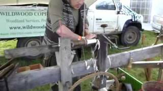 Woodworking With A Bow.avi
