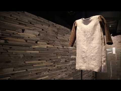 Kjortelen fra Lendbreen  - The Lendbreen tunic