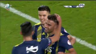 Fenerbahçe 4 - 0 İstanbulspor (Ziraat Türkiye Kupası 5. Tur İlk Maçı)