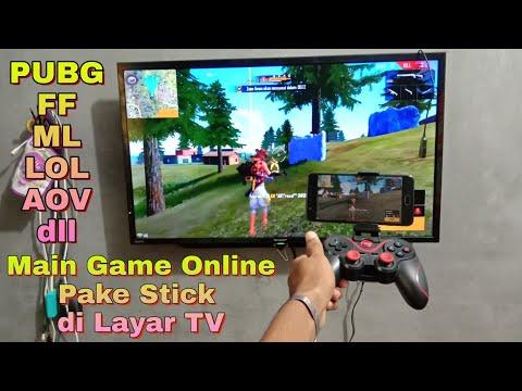 Main Game Online Pake Stick PS di TV Lebih Asik...! Begini Caranya - 동영상