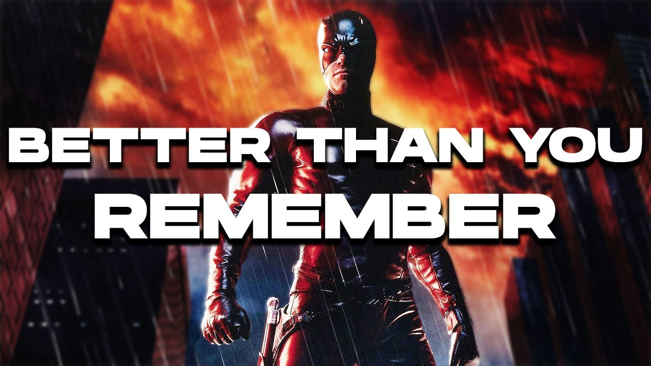 Download DAREDEVIL (2003): Better Than You Remember
