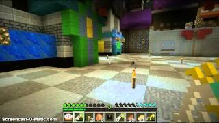Kingdom Hearts Map Twilight Town - Minecraft - YT