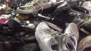 Grade A Used Shoes $1.50/lb
