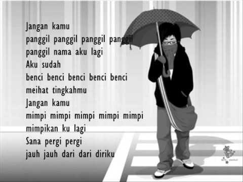 Jangan Ngarep - Setia Band ( Lirik )