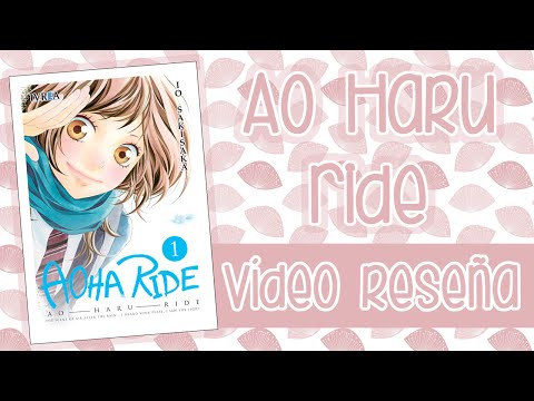 video-reseña:-ao-haru-ride-[manga]- -luka