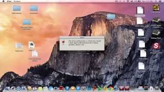 How to install Cisco Packet Tracer on Mac Os X