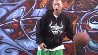 unprotected hoops presents warrior tips on tricks elbow catch 1