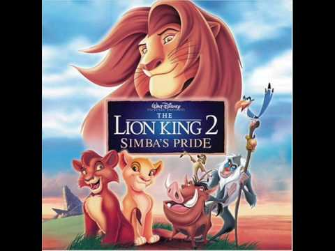 The Lion King II Soundtrack- We Are One (Movie Version
