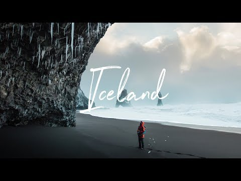 DISCOVER ICELAND | A WINTER ROAD TRIP