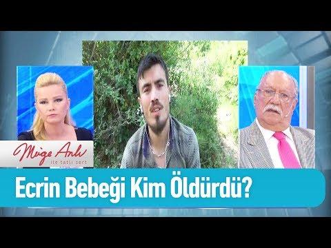 Ecrin bebeği kim öldürdü? - Müge Anlı ile Tatlı Sert 3 Haziran 2019