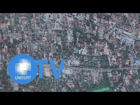 IGAD-UNOSAT Capacity Development Project Overview