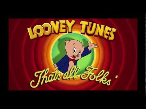 Looney Tunes Full HD Intro + That's all folkes!