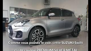 SUZUKI Swift 1.4 Boosterjet 140ch Sport - Neuve à Millau - Une occasion Autotransac Video
