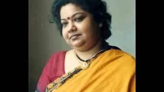 Srabani Sen  Majhe Majhe Tobo Dekha Pai