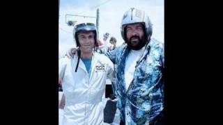 Oliver Onions - Miss Robot - Bud spencer & terence Hill