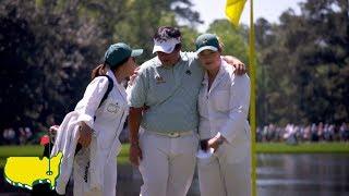 LPGA Superstar Sisters Caddie in the Par 3