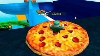 Get Eaten - НАКОРМИТЬ МОНСТРА! Игровой мультик, детское видео, let's play.