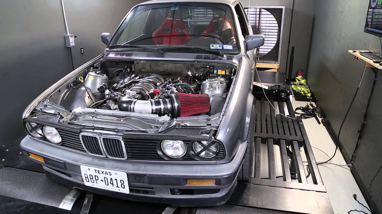 Lsx E30 Bmw Youtube