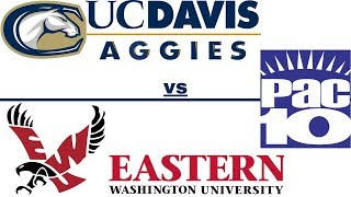 NCAA Football 06 FCS Dynasty - Week 11 Game 9 - UC Davis Aggies vs Eastern Washington - PAC-10 Game