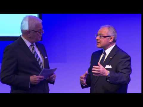 Ägypten kündigt Incentives für Charterflüge an - Tourismusminister Hisham Zaazou eröffnet den fvw Kongress in Köln