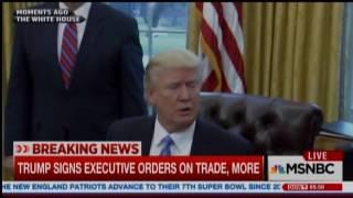Trump: Emoluments Clause Lawsuit
