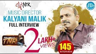 Lakshmi's NTR Music Director Kalyani Malik Full Interview || Frankly with TNR #145