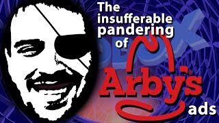 The insufferable pandering of Arby