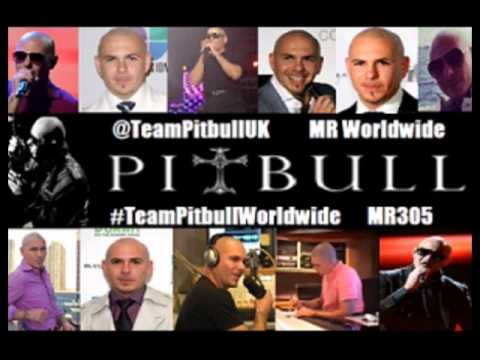 Pitbull - Echa Pa'lla (Manos Pa'rriba)(English Version)