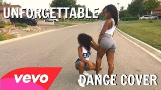 French Montana Ft. Swae Lee - Unforgettable Dance choreography Twin Version