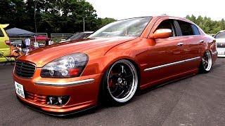 Nissan CIMA F50 custom car 日産 シーマ F50 カスタムカー