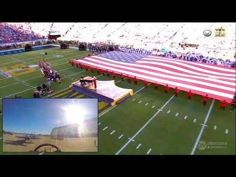 Super Bowl 50 Flyover